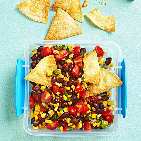 Salsa with Tortilla Chips