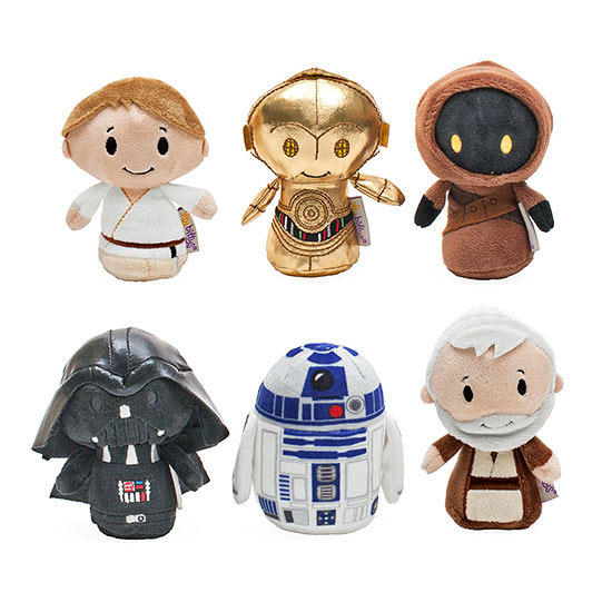 itty bitty's Star Wars