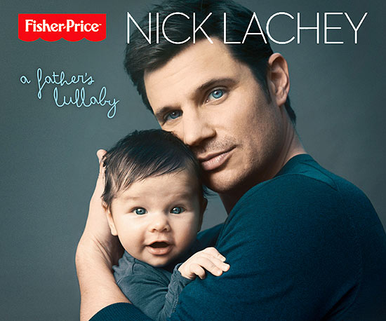 Nick Lachey - A Father's Lullaby