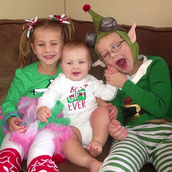 Christmas Faces