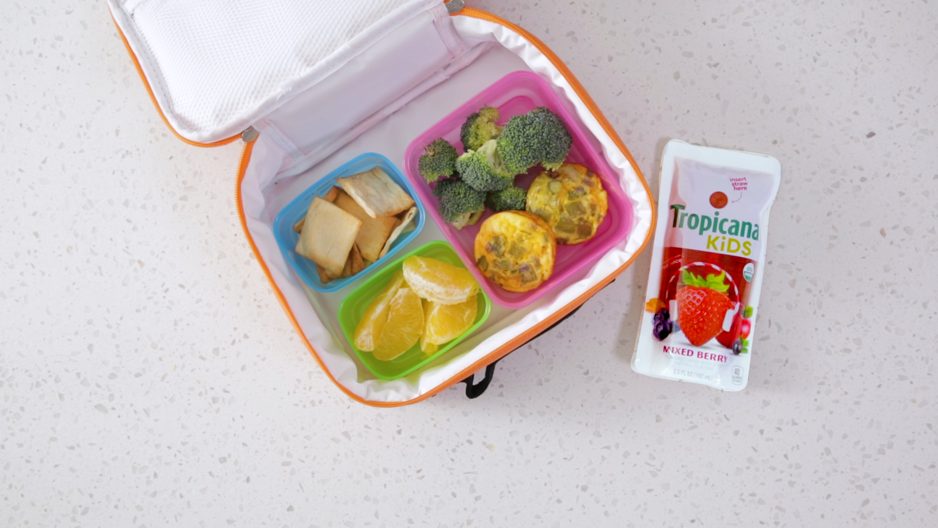 Lunch Box Meal Prep