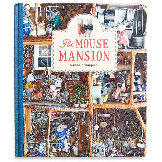 The Mouse Mansion book cover