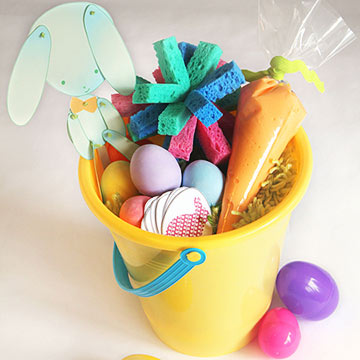 Creative Play Easter Basket