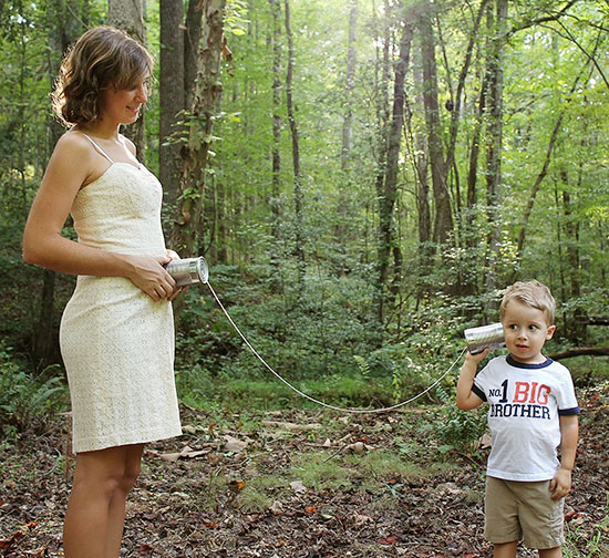America's Best Pregnancy Announcement Contest