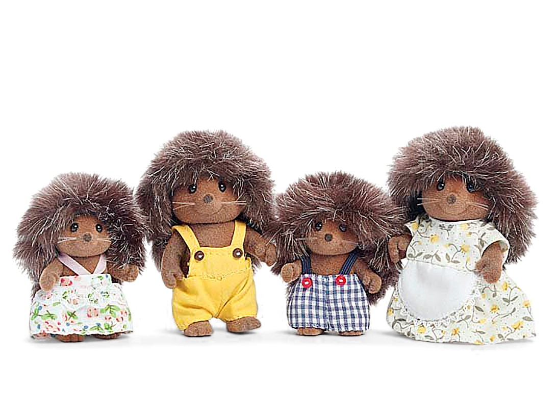 Classic Toys Retro Calico Critters and Sylvanian Families