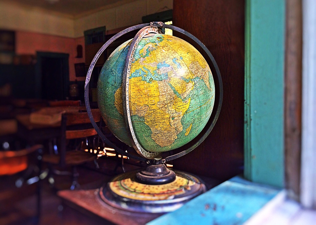 best gift for teachers classroom globe