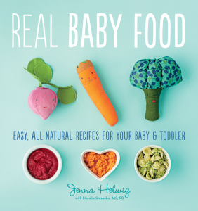 Real Baby Food Cover 37836