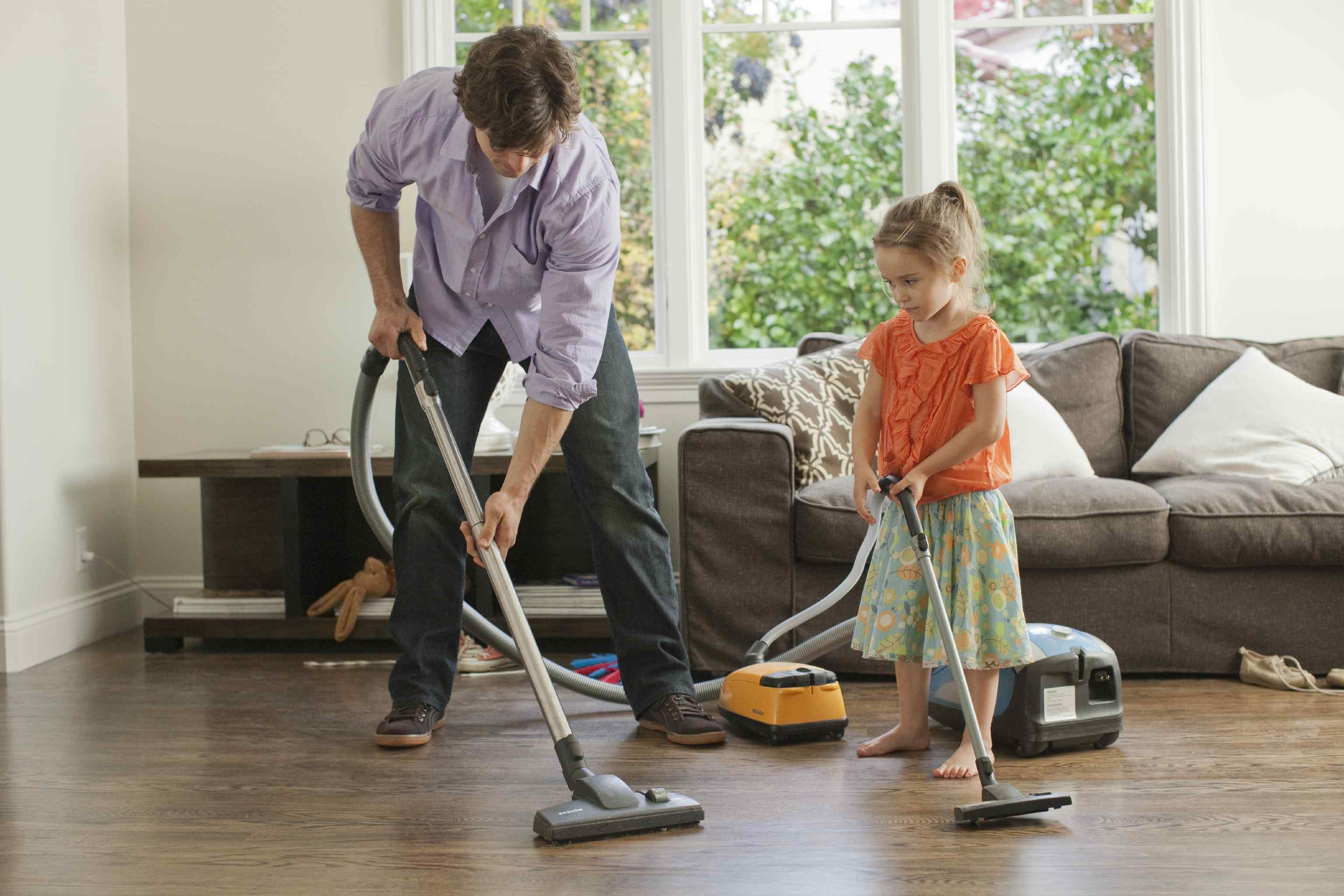 How to Clean Your House Faster | Parents