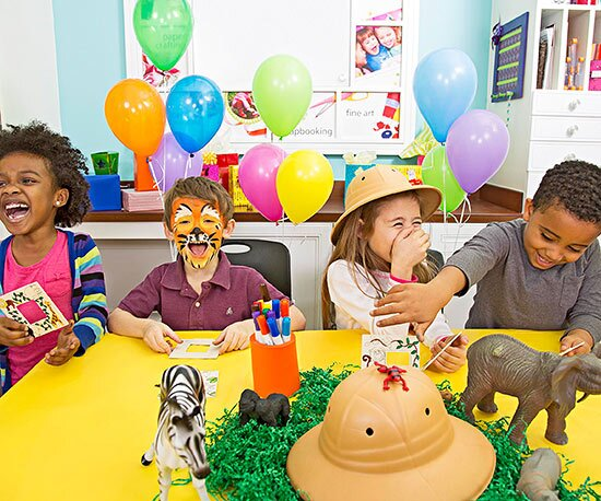 Kids Birthday Party Places Parents