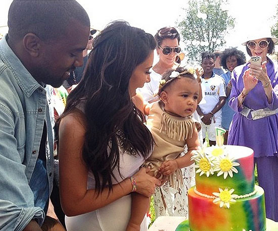 North West birthday
