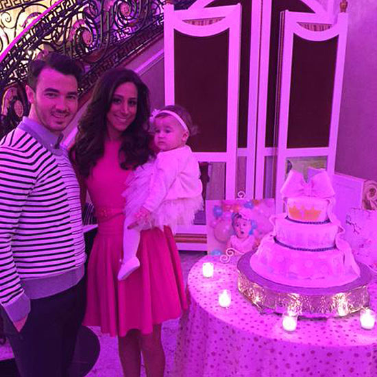 Alena Jonas birthday party