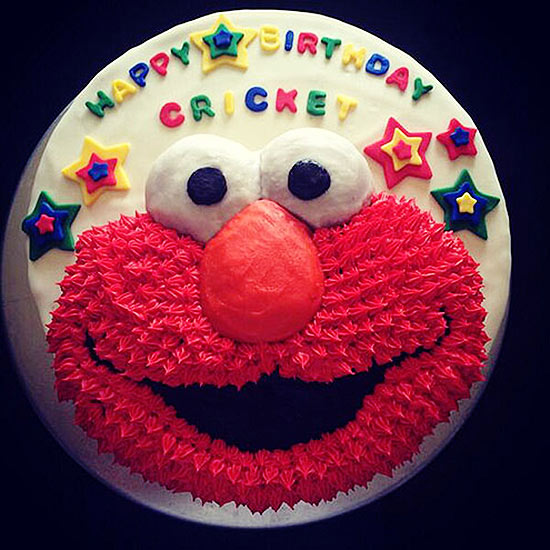 Cricket Silverstein birthday cake