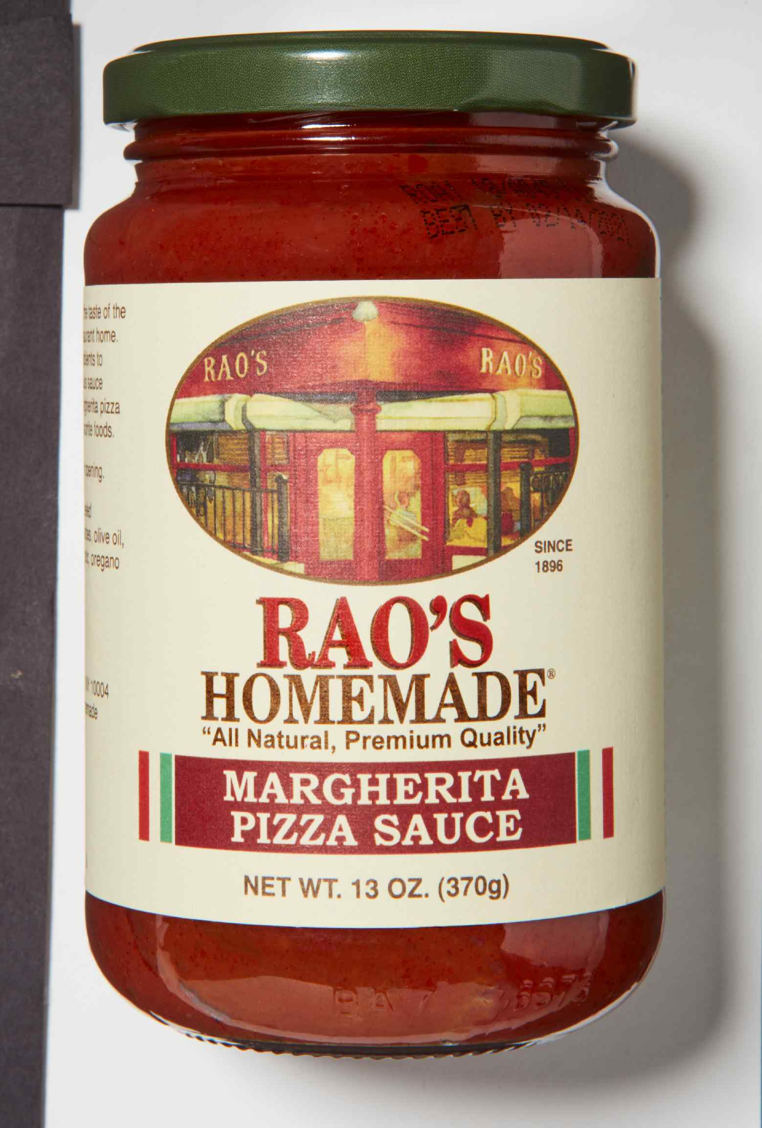 Rao's Homemade Margherita Pizza Sauce