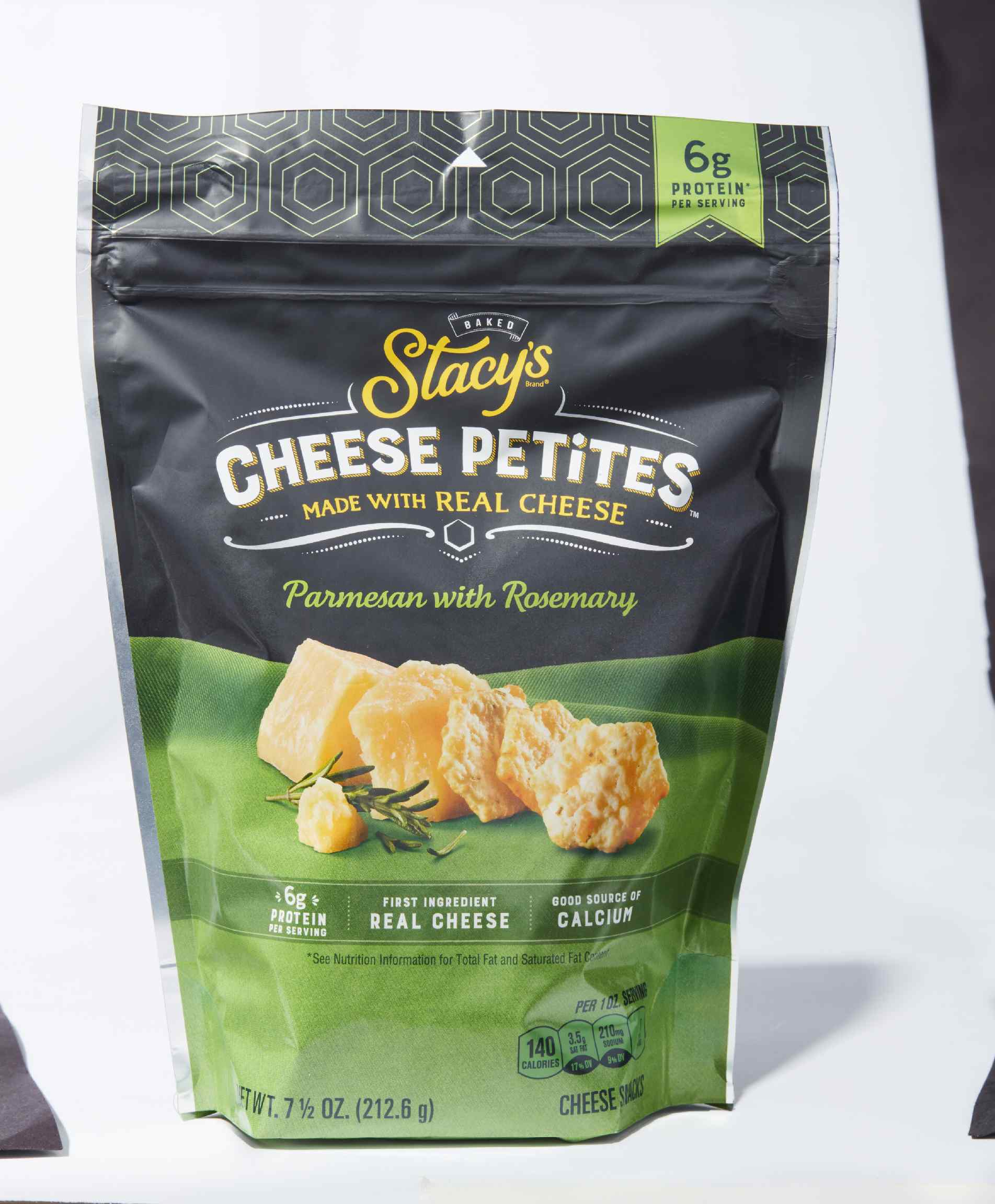 Stacy's Cheese Petites Parmesan With Rosemary