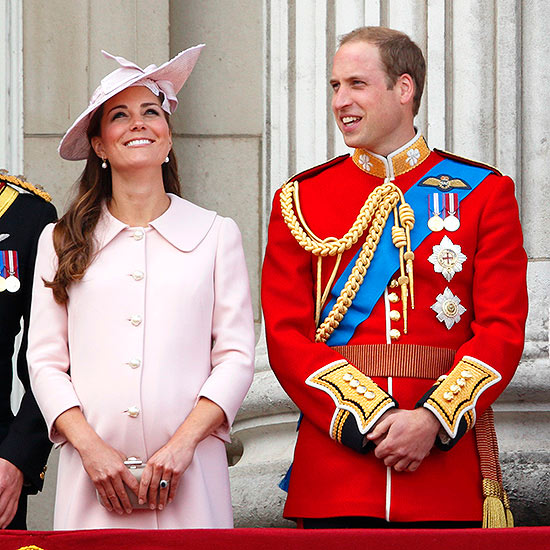 Catherine and Prince William