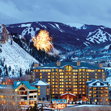 The Westin Riverfront Resort & Spa, Beaver Creek
