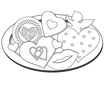 7 Free Printable Valentine S Day Coloring Pages Parents