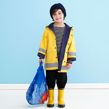 Fisherman Costume