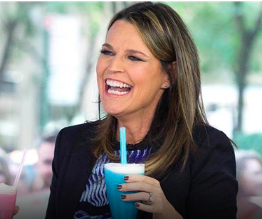 Savannah Guthrie gender reveal