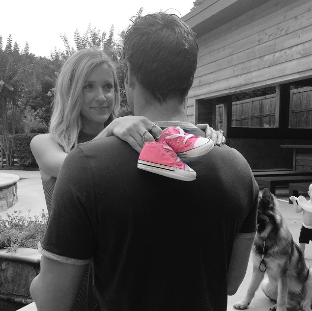 Kristin Cavallari baby girl pregnancy announcement