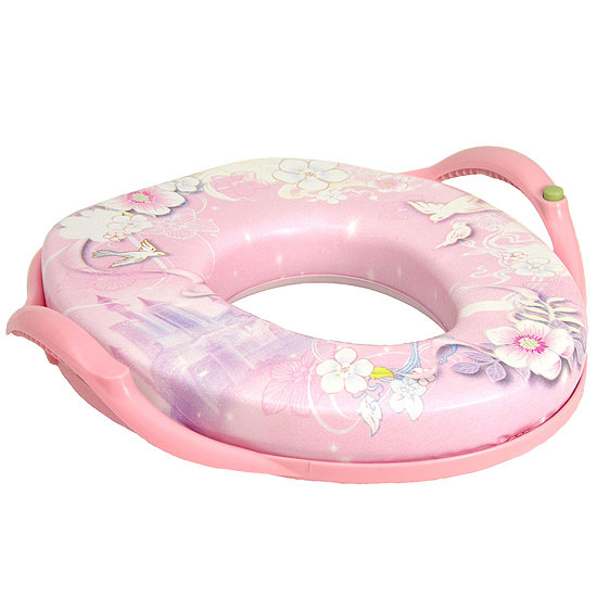 The First Years Disney Princess Magical Sounds Potty Seat