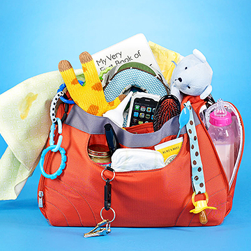 Get The Right Diaper Bag