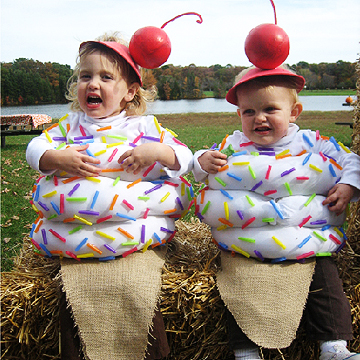 ice cream Halloween costume
