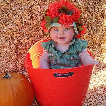 Flower Pot Baby Costume