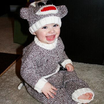 4a86a0a5ce0 Simply Adorable Made-by-Mom Baby Costumes | Parents