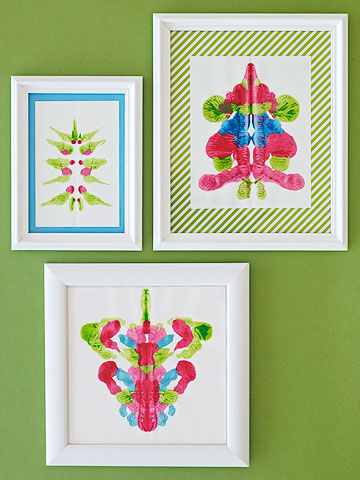 Ink Blot Prints