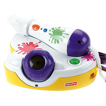 Fisher-Price Splatster