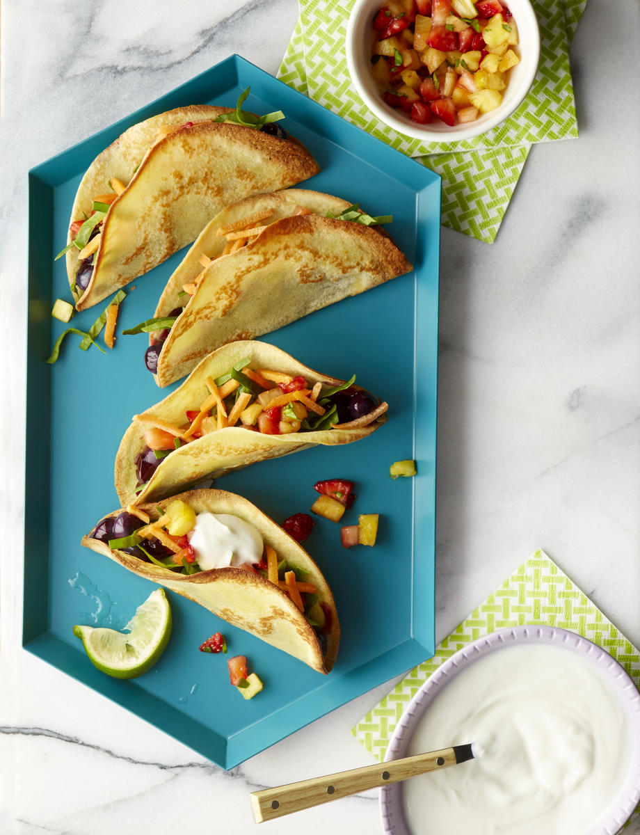 Tutti Frutti Tacos May Treat of the Month