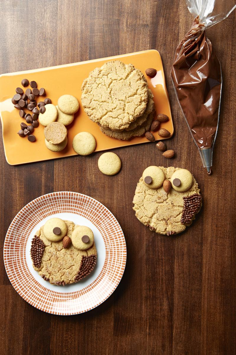 Give a Hoot Owl Cookies