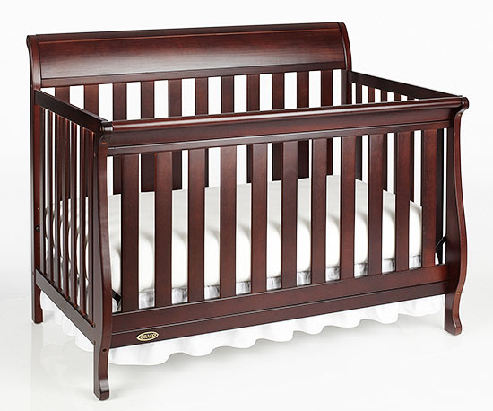 Graco's Hartford Convertible Crib
