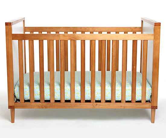 Skip 3-in-1 Convertible Crib from Babyletto