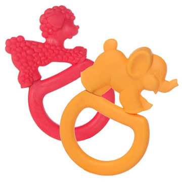 Teething rings from Vulli