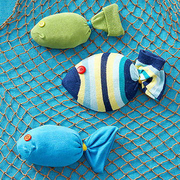 Fish Party Decoration