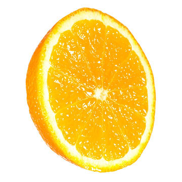 V is for Valencia Orange