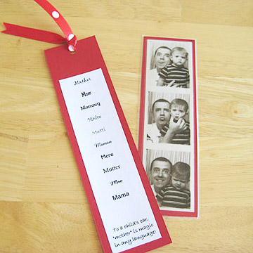 Perfect Photo Bookmarks