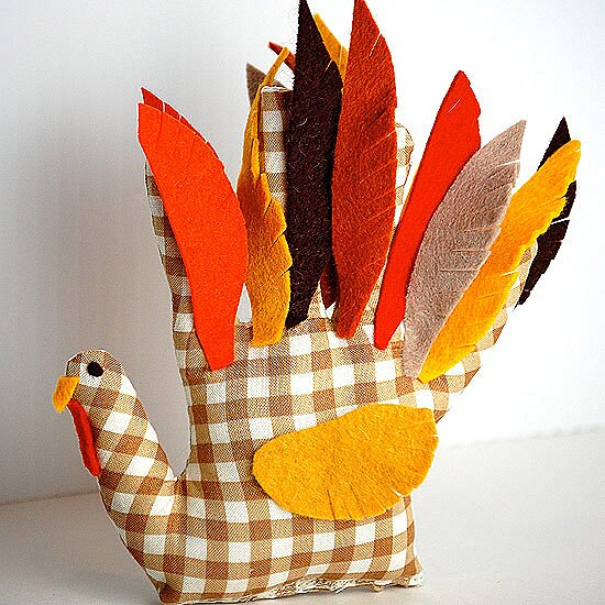 Thanksgiving Decorations Kids Can Help Make Parents
