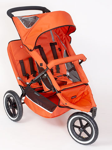 The Side Seat for Sibling Stroller