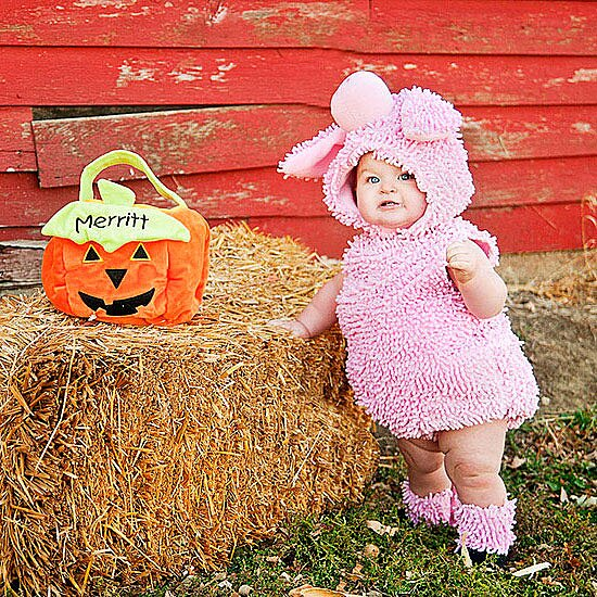 7583dcb79ef7 Baby Halloween Costumes We Wish We Thought of First | Parents