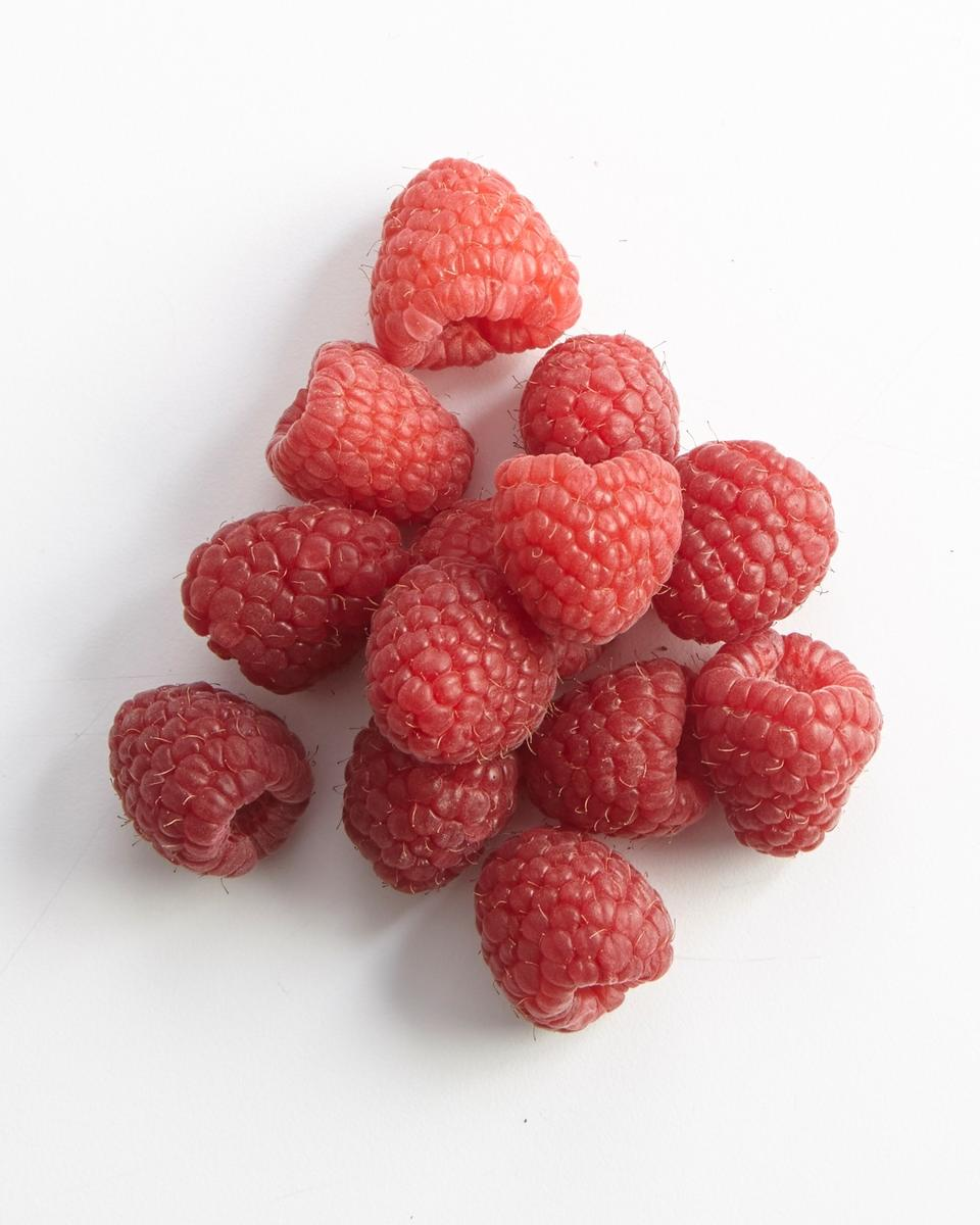 Week 8 Pregnancy Raspberry