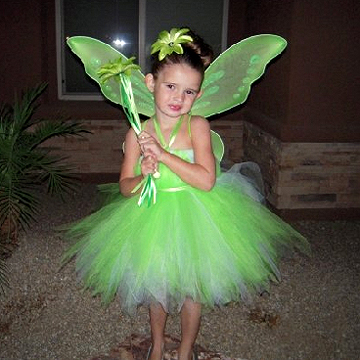 Tinker Bell from Peter Pan