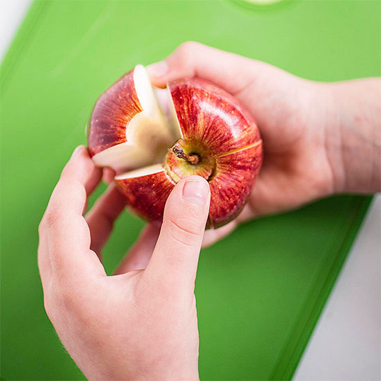 Lunch Box Tip: Keep Apples Appetizing