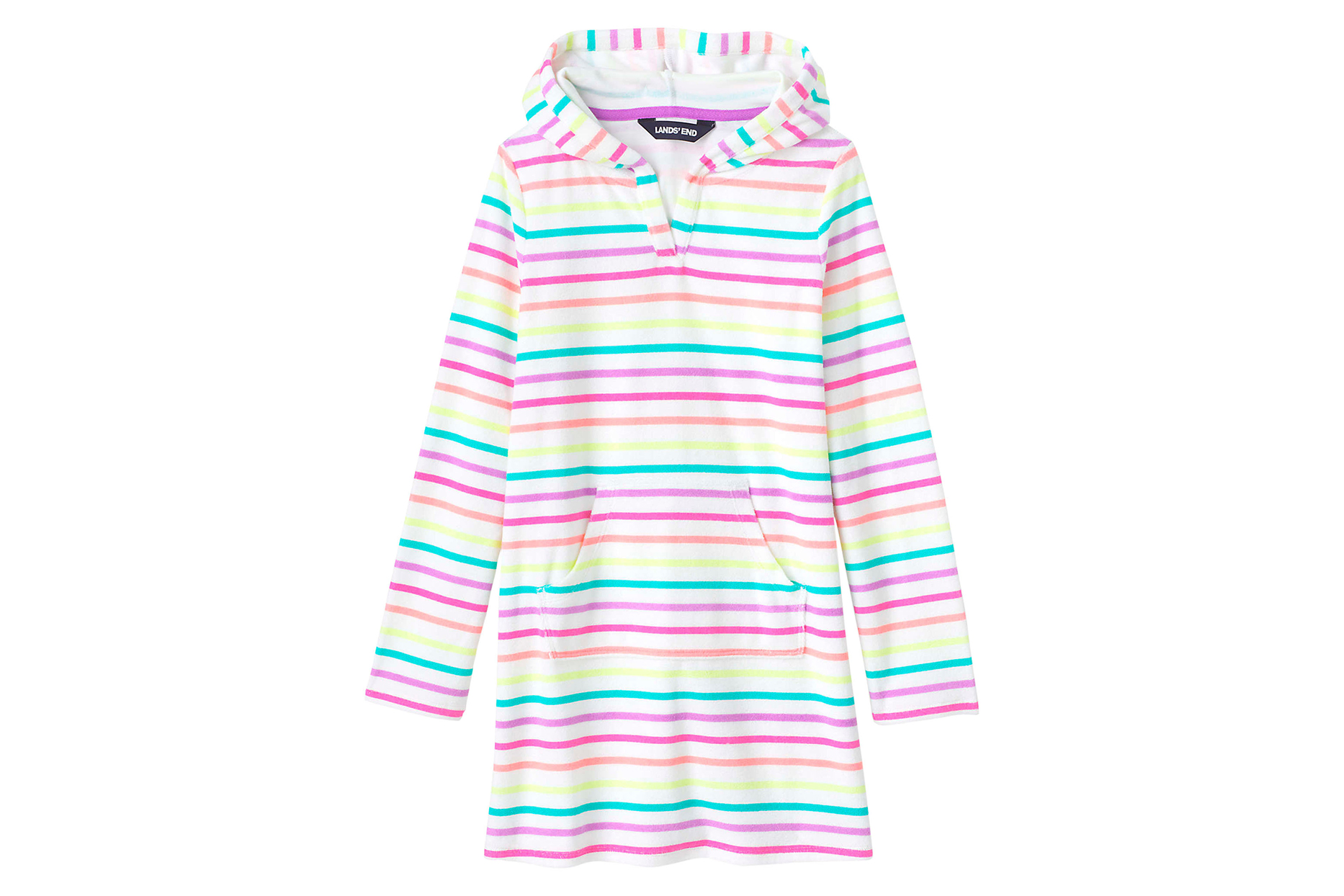 Lands' End Terry Pullover Cover-Up