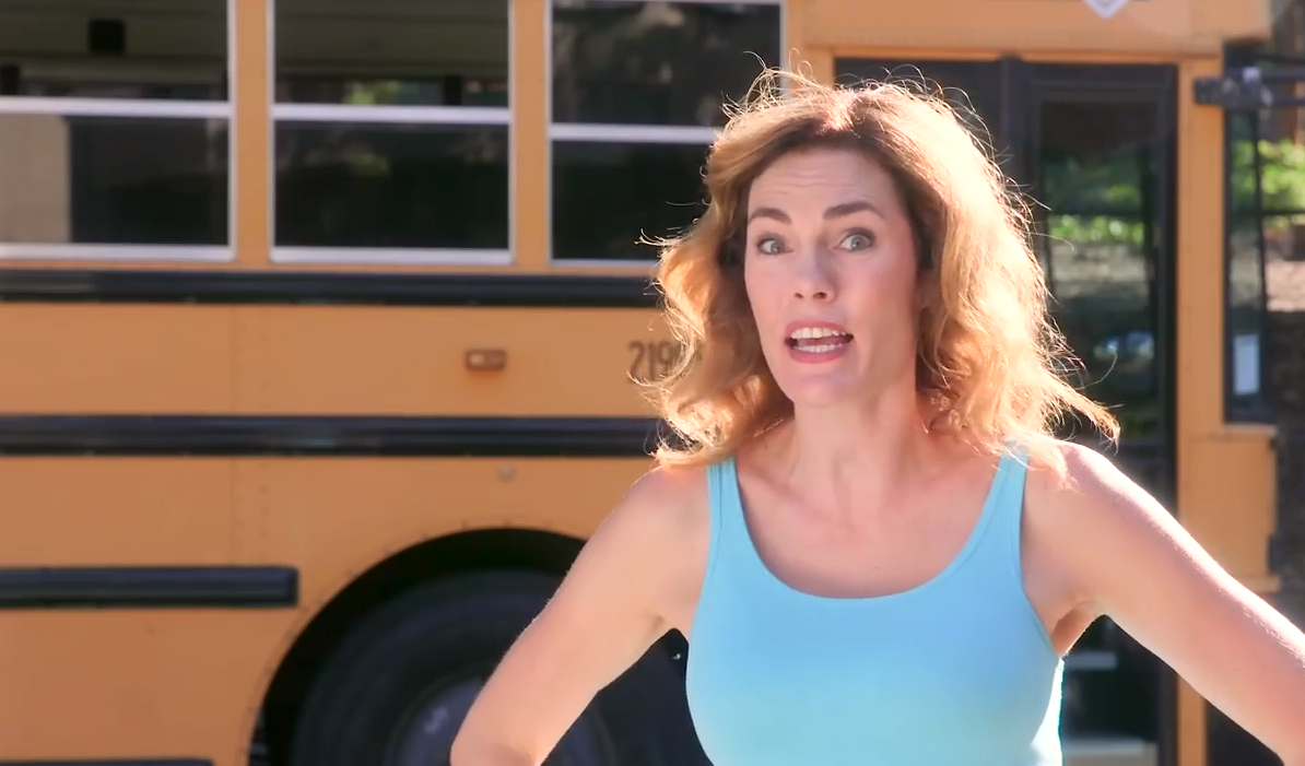 Deva Dalporto School Bus Rap