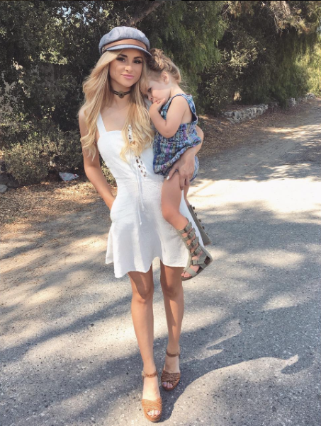 Amanda Stanton Single Mom