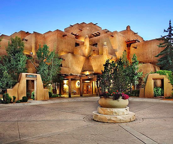 Inn and Spa at Loretto in Santa Fe, New Mexico