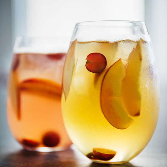 sangria with a twist